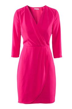 1e490cd2dda 28 Date Night Dresses to Wear on Valentine s Day. Hot Pink ...