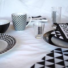 L art de la table avec dom dia intermarch dom dia - Vaisselle ambiance et style ...
