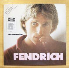 RAINHARD FENDRICH - Zwischen Eins und Vier - near mint  - Vinyl LP - Austro-Pop