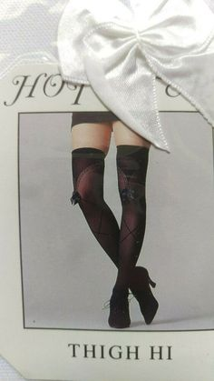 dfc0bb1e3 Hot Steps Sexy Play Stocking Tights White Pantyhose One size   95-160 lb