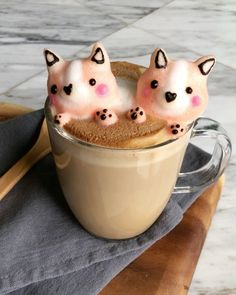 Les cafés de cette adolescente sont si adorables que vous n'oserez pas les boire | Daily Geek Show
