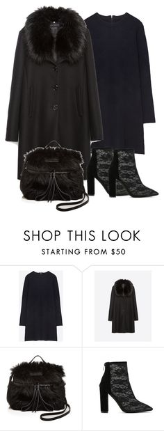 """""""Untitled #3100"""" by theeuropeancloset on Polyvore featuring Zara and Marc by Marc Jacobs"""