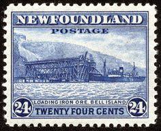 Self-Conscious Newfoundland Stamps Nfld (pre-1949) Stamps