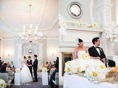True Love, True Luxury: Arshia & Armin | WedLuxe Magazine