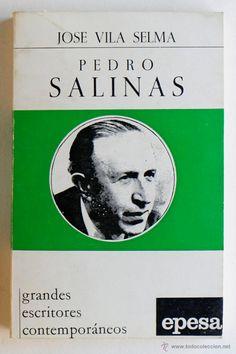 PEDRO SALINAS- JOSE VILA SELMA-  El Desván de Bartleby C/,Niebla 37. Sevilla
