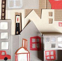 Laponia thumbnail- Carmen Queralt Collage Illustration, Expo, Illustrators, Building A House, Art Projects, Buildings, Paper Crafts, Holiday Decor, Art Art