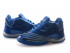 Adidas T-Mac 2.  My high school basketball shoes.  2003-04.  Best shoes I ever had.  Totally worth stealing Dad's credit card for!