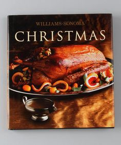 Take a look at this Williams-Sonoma Christmas Hardcover by Simon & Schuster on #zulily today!