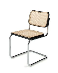 Cesca Side Chair - Cane Designed by Marcel Breuer, produced by Knoll®