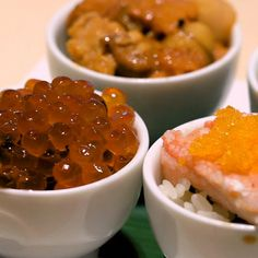 Nobu Style Cup Sushi Recipe by Tasty