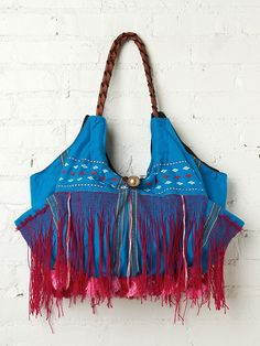 Free People Manna Hobo #bohemian #bags @Penny Douglas People