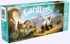 Cardline animaux: jeu de société chez Jeux de NIM