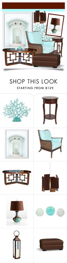 """""""House Spaces 477"""" by tes-gray ❤ liked on Polyvore featuring interior, interiors, interior design, home, home decor, interior decorating, West Elm, David Francis Furniture, Cerno and Cyan Design"""
