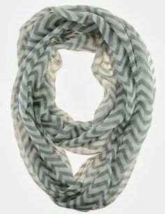 the thrifty girl gift guide: chevron scarf, ~$8 shipped--- I got one and it was so nice!