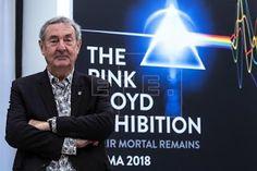 ThinkFloyd61: Promovendo exposição na Itália, Nick Mason outra vez descarta retorno do Pink Floyd
