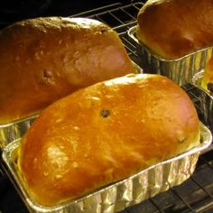 Julekake: Norwegian Christmas Bread. Top with real butter, and gjetost if you have it!