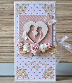 Crystal Rose: Свадебные конверты