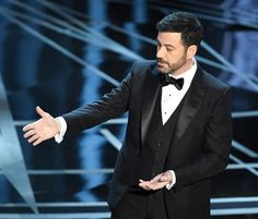 Best: Kimmel's Shade-Throwing Monologue