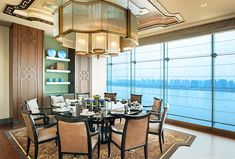 Lan Ting Chinese Restaurant  - Private Dining Room Luxury Collection Hangzhou