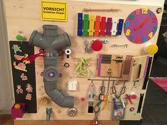Busy board, Activity board, Montessori,