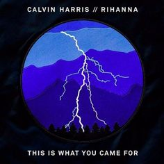 "Calvin Harris Connects With Rihanna On ""This Is What You Came For"""