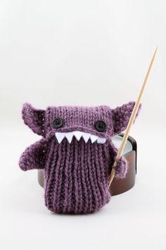 Phone Goblin in Dusty Purple  Smart phone cozy by HandaMade, $18.00