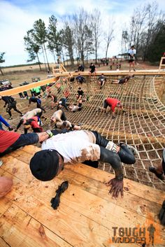 Tough Mudder. Training for April 20, 2013!!