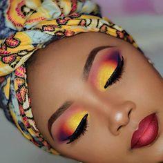 Maquillaje - Makeup Ideas - Maquillaje make up instructions makeupideas .Maquillaje - Makeup Ideas - Maquillaje make up instructions makeupideas . - Maquillaje - Make up ideas - Maquillaje make up makeSummer Makeup Yellow Eye Makeup, Yellow Eyeshadow, Colorful Eye Makeup, Makeup Eyeshadow, Eyeshadows, Colorful Eyeshadow, Summer Eyeshadow, Makeup Brushes, Eyeshadow Ideas