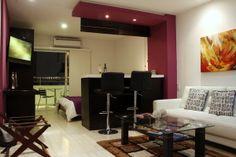 Modern Loft Suites in 2 main rooms