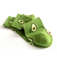Avocado Sock Set – It's Okay To Be Weird