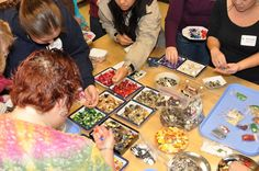 Awesome bead workshop! Registration opens Nov. 1 for Discoveree 2014, Feb. 1, Union City http://www.girlscoutsnorcal.org/discoveree
