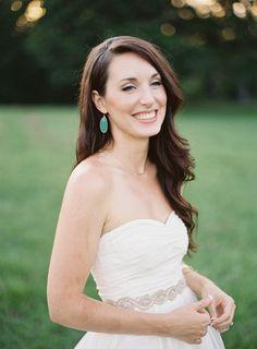 #hairstyle  Photography by brettheidebrecht.com    Read more - http://www.stylemepretty.com/2013/08/16/texas-bb-wedding-from-brett-heidebrecht/