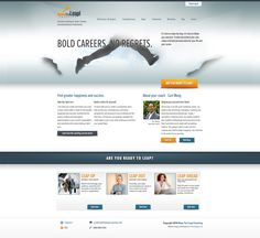 MaketheLeap Coaching website