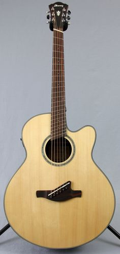 Ibanez AELFF10 Taking the traditional acoustic guitar to the next level, Ibanez introduces the AELFF10 Fanned fret, Multi-Scale guitar. Featuring a Spruce Top with Rosewood back & sides, Bone Nut & Sa