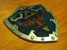 How to make your own Hylian Shield
