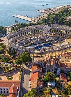 Pula Croatia holiday: www. Places To Travel, Places To See, Travel Destinations, Pula Croatia, Travel Guide, Parc National, National Parks, Places Around The World, Hungary