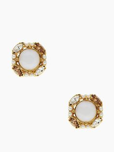 Seaport Pearl Studs