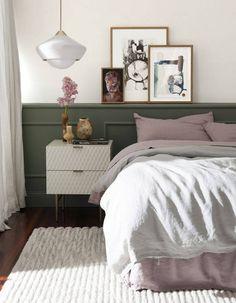 decorez le mur au dessus de votre lit