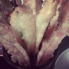 Tapitas de verano Tapería La Plaza Villena - verdura en tempura