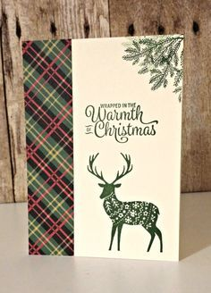 Barb Mann Stampin' Up! Demonstrator - SU - Christmas, winter ...