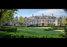 Stone Mansion, Alpine, NJ  I like this place and only $56 mil.  Imagine the NJ taxes on this place.