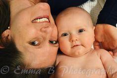 Emma B Photography - Baby and Mom, Family