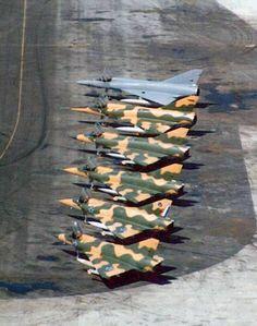 SAAF Mirage IIICZ