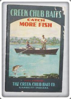 Creek Chub 1925 Catalog