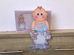 Excited to share this item from my #etsy shop: Baby girl in bath tub, birthday card, decoration, keepsake, on the shelf card and envelope, congratulations, thank you. Purchase Card, Handmade Envelopes, Bath Tub, Folded Up, All Design, New Baby Products, Birthday Cards, Congratulations, Shelf