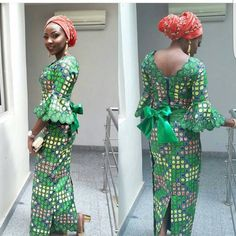 Beautiful Ankara Long Gown Styles for Ladies .Beautiful Ankara Long Gown Styles for Ladies African Print Dresses, African Print Fashion, African Fashion Dresses, African Dress, African Prints, African Lace, African Style, Ankara Long Gown Styles, Ankara Styles For Women