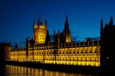 See the Houses of Parliament lit in night when in London London Places, Houses Of Parliament, Forts, Palaces, Buildings, Explore, Night, Travel, Life