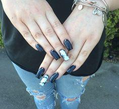 Tammy Taylor Nails W3 and Little Black Dress Prizma