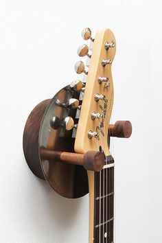 Hyla Wall mount Guitar Stand by Hudson Valley Hard Goods