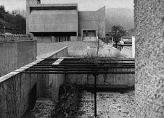 Catholic Cultural Center, Hornberg, Germany, 1973